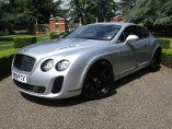 Bentley Continental GT 6.0 W12 Supersports 2dr Auto Automatic Coupe (2010) image
