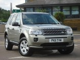 Land Rover Freelander TD4 GS 2.2 Diesel Automatic 5 door 4x4  (2011) image
