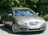 Jaguar XF 3.0d V6 Luxury 4dr Auto with Parking Aid Pack Diesel Automatic Saloon (2010)