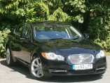 Jaguar XF 3.0d V6 Luxury 4dr Auto with Nav & Bluetooth Diesel Automatic Saloon (2011) image
