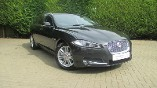 Jaguar XF 2.2d Luxury 5dr Auto Diesel Automatic 4 door Estate (2014) image