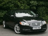 Jaguar XF 3.0d V6 Portfolio 4dr Auto with Parking Aid Pack Diesel Automatic Saloon (2010) image