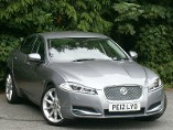 Jaguar XF 3.0d V6 Premium Luxury 4dr Auto with Rear Camera Diesel Automatic Saloon (2012) image
