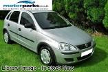 Vauxhall Corsa 1.2i 16V Design 3dr Hatchback (2003) image