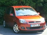 Ford Fiesta 1.25 Zetec 5dr [Climate] with Privacy Glass Hatchback (2007) image