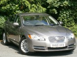 Jaguar XF 3.0 V6 Luxury 4dr Auto with Rear Camera, Nav & B/T Automatic Saloon (2011) image