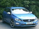 Volvo V60 D2 115 R DESIGN Auto with Winter Pack 1.6 Diesel Automatic 5 door Estate (2014) image