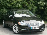 Jaguar XF 3.0d V6 Premium Luxury 4dr Auto with Rear Camera Diesel Automatic Saloon (2010) image