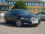 Jaguar XF [200] Luxury with 18 2.2 Diesel Automatic 4 door Saloon (2014) image