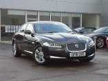 Jaguar XF 3.0d V6 Luxury Diesel Automatic 4 door Saloon (2012) image