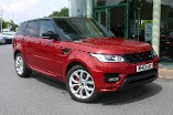 Land Rover Range Rover Sport 5.0 V8 Supercharged Autobiography Dynamic Automatic 5 door 4x4  (2014) image