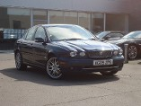 Jaguar X-Type 2.2d Sovereign  Diesel Automatic 4 door Saloon (2010) image