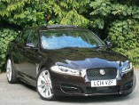 Jaguar XF 3.0d V6 S Portfolio Auto with Adap Cruise & Roof Diesel Automatic 4 door Saloon (2014) image