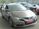 Honda Civic 1.6 i-DTEC S 5dr (2014 - ) Diesel Hatchback (2014) image