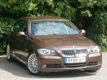 BMW 3 Series 330d SE 4dr with Rear Park, Aux & 17' Alloys 3.0 Diesel Saloon (2006) image