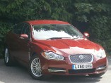 Jaguar XF 3.0 V6 Luxury 4dr Auto with Nav & Bluetooth Automatic Saloon (2011) image