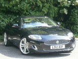 Jaguar XK 5.0 V8 Portfolio 2dr Auto with Rear Cam, Nav & DAB Automatic 3 door Coupe (2012) image