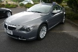 BMW 6 Series 630i 2dr Auto 3.0 Automatic Coupe (2005) image