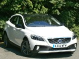 Volvo V40 Cross Country D2 Cross Country Lux Nav 5dr Powershift 1.6 Diesel Automatic Hatchback (2014) image