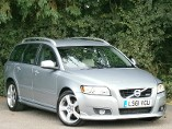 Volvo V50 D2 115hp R DESIGN Edition 5dr with Heated Seats 1.6 Diesel Estate (2012) image