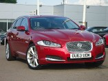 Jaguar XF Premium Luxury High Spec 2.2 Diesel Automatic 5 door Estate (2013) image