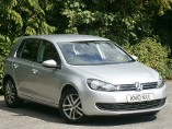 Volkswagen Golf 1.6 TDi 105 SE 5dr with Air Con & Alloys Diesel Hatchback (2010) image