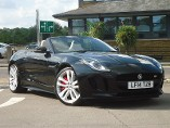 Jaguar F-TYPE V8S Very High Spec 5.0 Automatic 2 door Convertible (2014) image