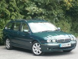 Jaguar X-Type 2.5 V6 SE 5dr Auto with Heated Seats & Rear Park Automatic Estate (2005) image
