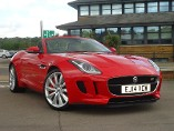 Jaguar F-TYPE 380 S High Spec 3.0 Automatic 2 door Convertible (2014) image