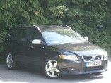 Volvo V50 2.0D R DESIGN Sport Powershift with Cruise Diesel Automatic 5 door Estate (2009) image