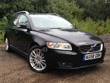 Volvo V50 2.0D SE Lux 5dr Powershift Diesel Automatic Estate (2008) image