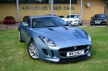 Jaguar F-TYPE 3.0 V6 340PS Convertible  Automatic 2 door (2013) image