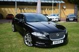 Jaguar XJ 3.0d V6 Portfolio 4dr Auto [LWB] [8] Diesel Automatic Saloon (2013) image