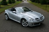 Mercedes-Benz SLK 350 2dr Tip Auto 3.5 Automatic Roadster (2009) image
