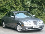 Jaguar S-Type 3.0 V6 SE 4dr Auto with Rear Parking Aid Automatic Saloon (2003) image