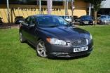 Jaguar XF 3.0d V6 Luxury 4dr Auto Diesel Automatic Saloon (2009) image