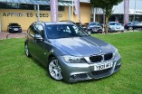 BMW 3 Series 318d M Sport 5dr Step Auto 2.0 Diesel Automatic 4 door Estate (2009) image