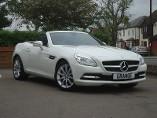 Mercedes-Benz SLK 200 BlueEFFICIENCY  Low Miles,Nav, Leather 1.8 Automatic 2 door Roadster (2012)