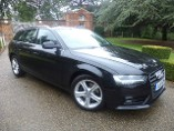 Audi A4 2.0 TDI 143 SE Technik 5dr Multitronic Diesel Automatic Estate (2012) image