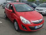 Vauxhall Corsa 1.2 Excite 5dr [AC] Hatchback (2011) image