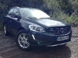 Volvo XC60 D4 [163] SE Lux Nav 5dr AWD Geartronic 2.4 Diesel Automatic 4x4  (2014) image