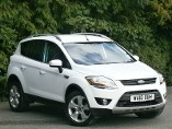 Ford Kuga 2.0 TDCi Titanium 5dr 2WD with 18' Alloys Diesel Estate (2010) image