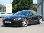 Aston Martin V8 2dr Sportshift 4.3 Automatic 3 door Coupe (2007) image