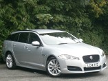 Jaguar XF Sportbrake 2.2d 200 R-Sport 5dr Auto with Nav & Rear Cam Diesel Automatic Estate (2014) image
