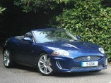 Jaguar XK 5.0 Supercharged V8 R Auto with Nav BT & Htd Seats Automatic 2 door Convertible (2010) image