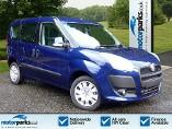 Fiat Doblo 1.6 Multijet 105 Active 5dr Diesel Estate (2011) image