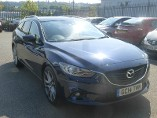 Mazda 6 2.2d Sport Nav +Safety Pack (2013-) Diesel 5 door Estate (2014) image