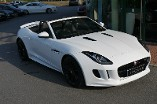 Jaguar F-TYPE V6 S CONVERTIBLE 3.0 Automatic 2 door Convertible (2013) image