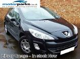Peugeot 308 1.6 HDi 90 Verve 5dr Diesel Hatchback (2009) image