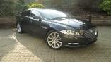 Jaguar XJ 3.0d V6 Portfolio 4dr Auto [LWB] Diesel Automatic Saloon (2011) image